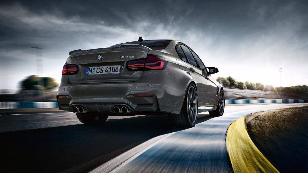 BMW giới thiệu M3 CS: Mạnh hơn, nhẹ hơn, chỉ 1200 xe được sản xuất - Hình 4