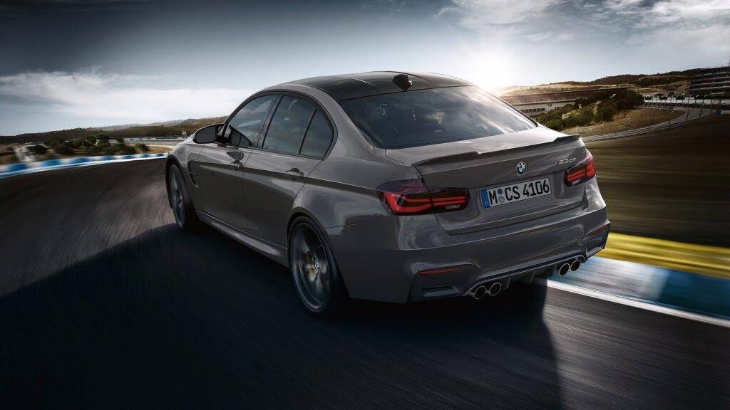 BMW giới thiệu M3 CS: Mạnh hơn, nhẹ hơn, chỉ 1200 xe được sản xuất - Hình 8