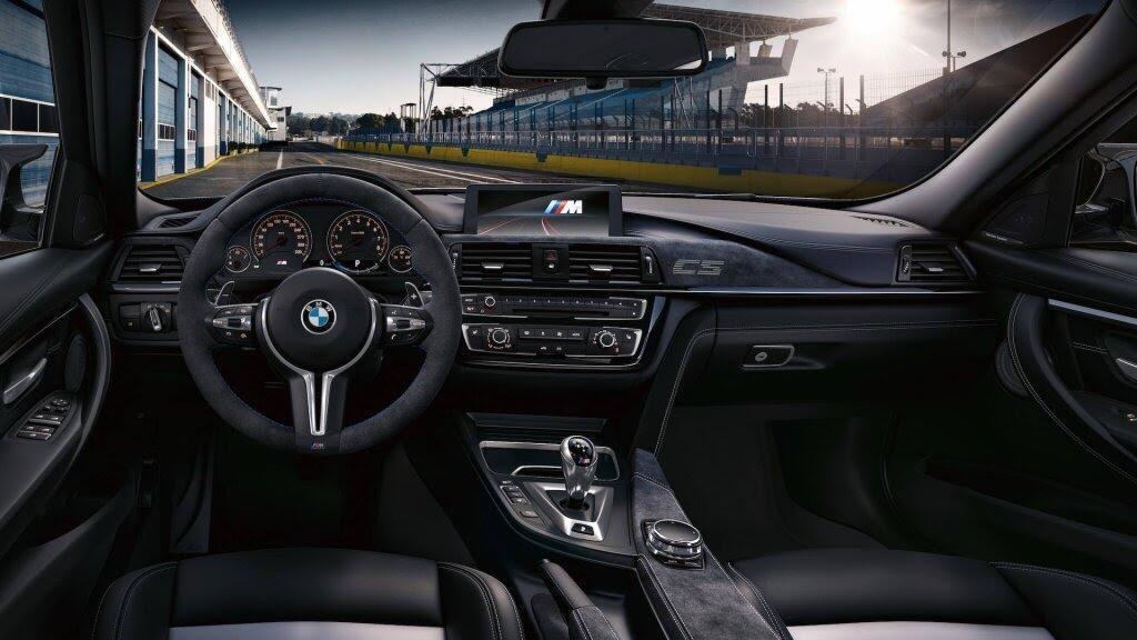 BMW giới thiệu M3 CS: Mạnh hơn, nhẹ hơn, chỉ 1200 xe được sản xuất - Hình 12