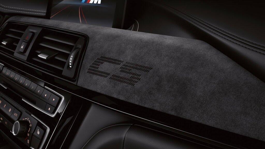 BMW giới thiệu M3 CS: Mạnh hơn, nhẹ hơn, chỉ 1200 xe được sản xuất - Hình 15