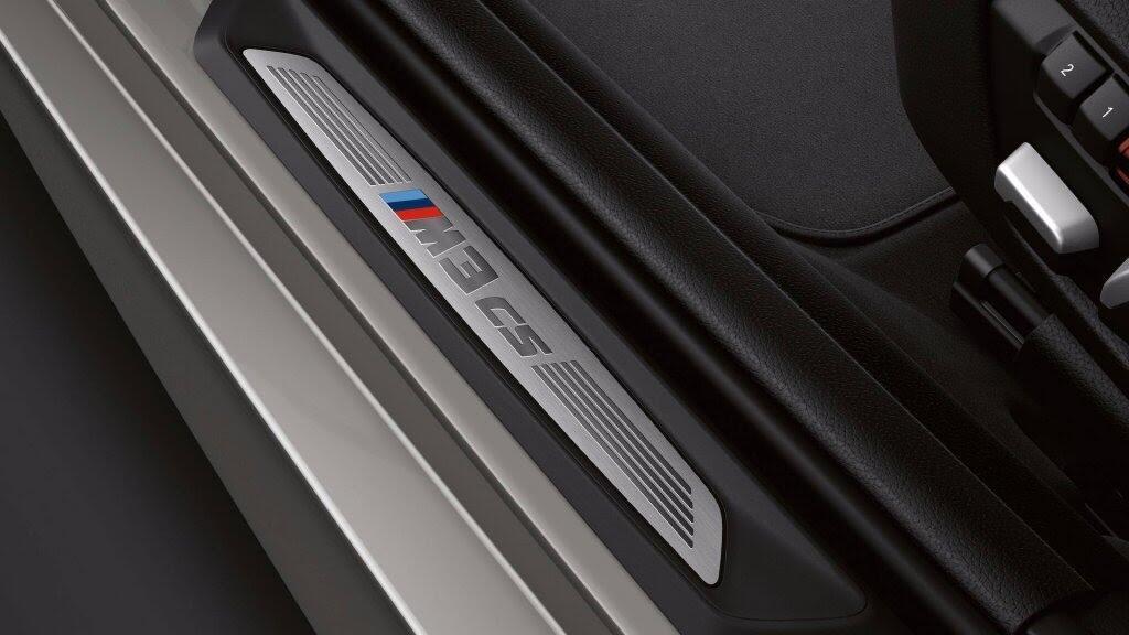 BMW giới thiệu M3 CS: Mạnh hơn, nhẹ hơn, chỉ 1200 xe được sản xuất - Hình 18