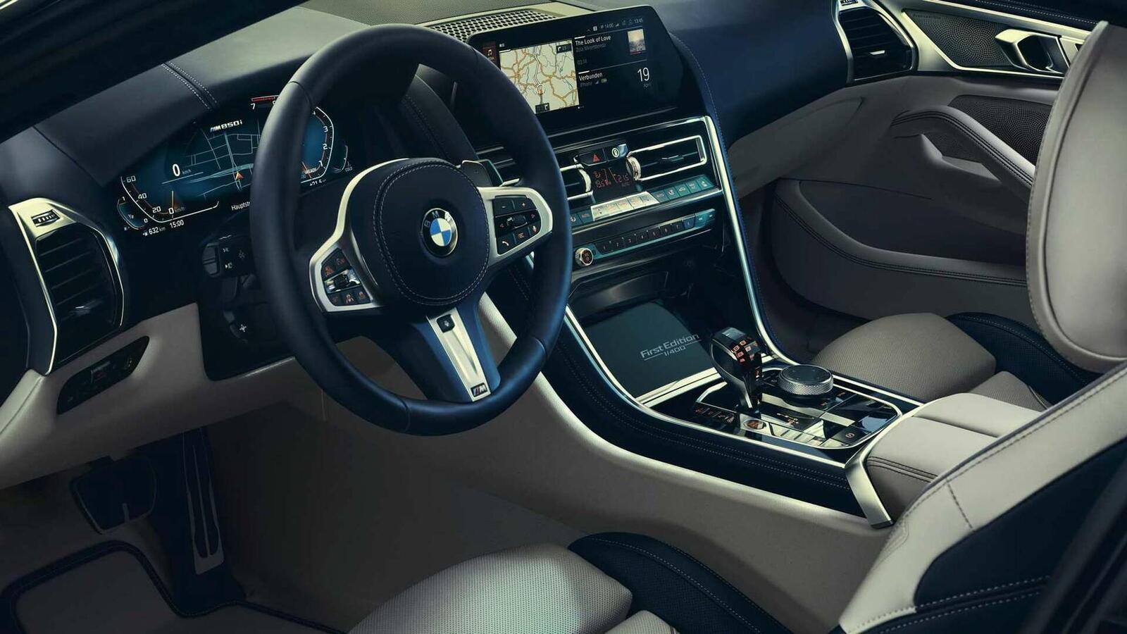 """BMW giới thiệu M850i xDrive Coupe """"First Edition"""" giới hạn sản xuất 400 chiếc trên toàn thế giới - Hình 5"""