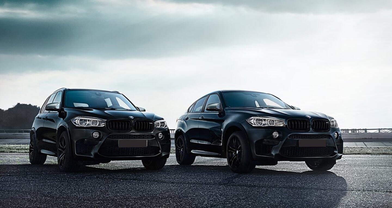 BMW giới thiệu X5M và X6M phiên bản Black Fire Edition - Hình 1
