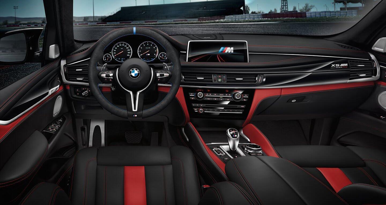 BMW giới thiệu X5M và X6M phiên bản Black Fire Edition - Hình 2