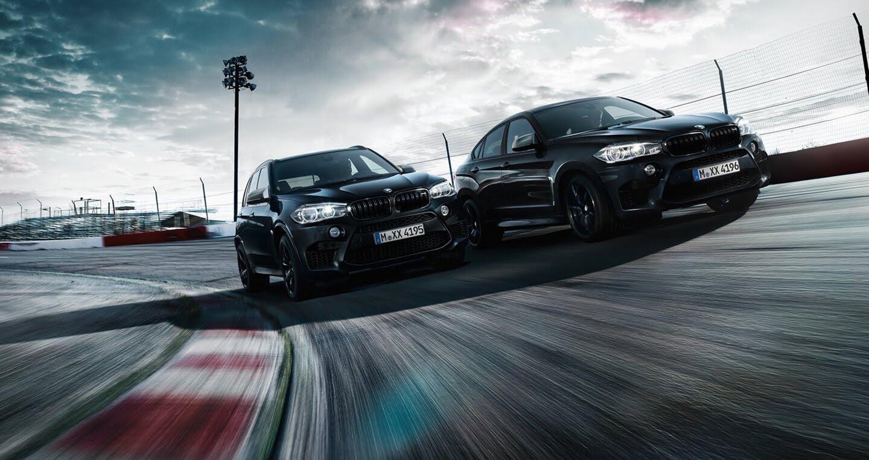 BMW giới thiệu X5M và X6M phiên bản Black Fire Edition - Hình 3