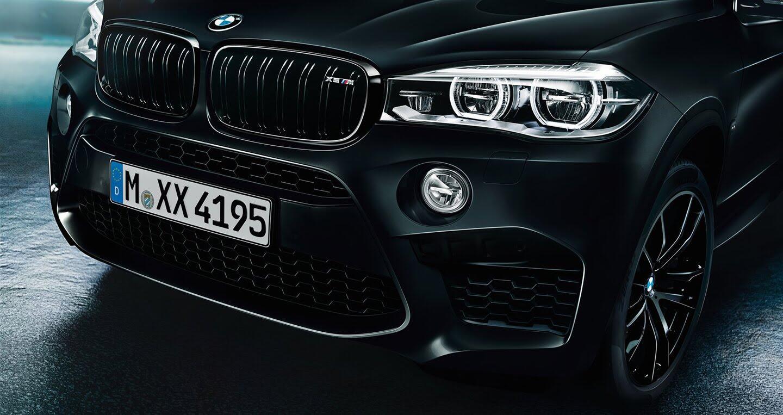 BMW giới thiệu X5M và X6M phiên bản Black Fire Edition - Hình 4