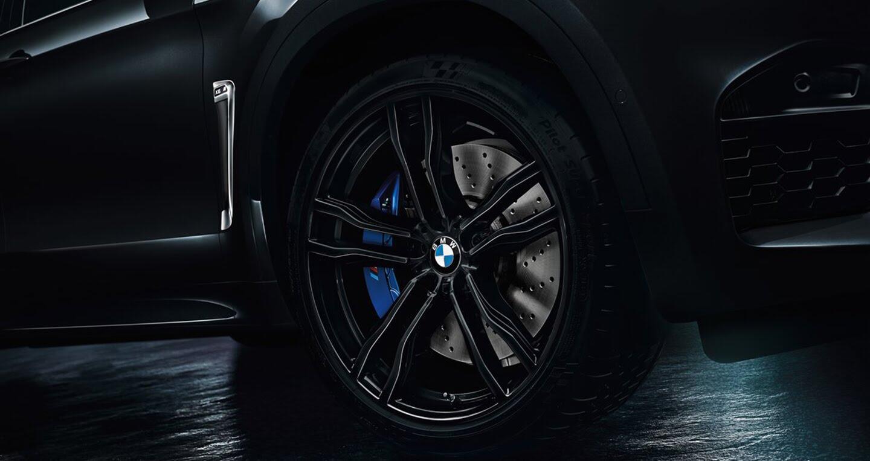 BMW giới thiệu X5M và X6M phiên bản Black Fire Edition - Hình 6