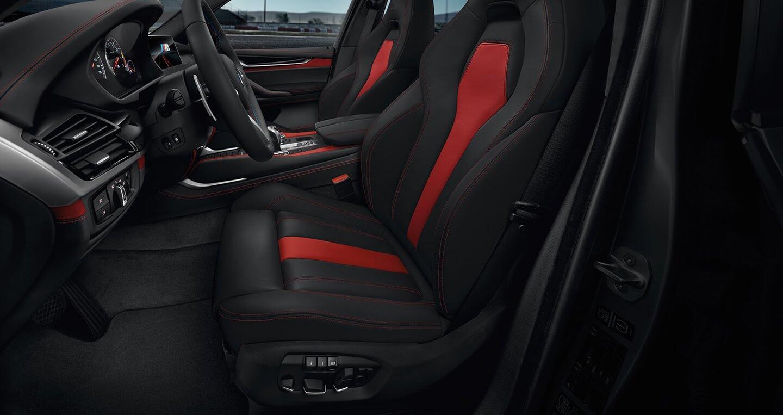 BMW giới thiệu X5M và X6M phiên bản Black Fire Edition - Hình 7
