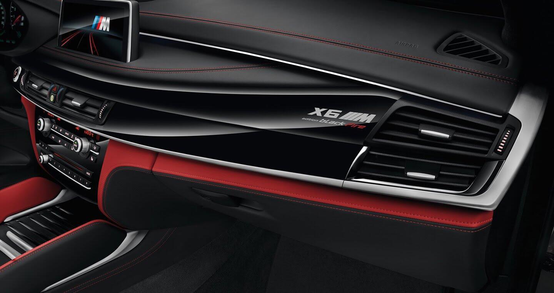 BMW giới thiệu X5M và X6M phiên bản Black Fire Edition - Hình 8