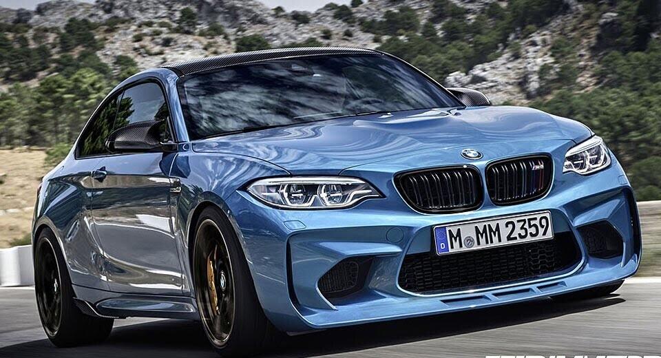 BMW M2 CS bản giới hạn chỉ 1.000 chiếc - Hình 1
