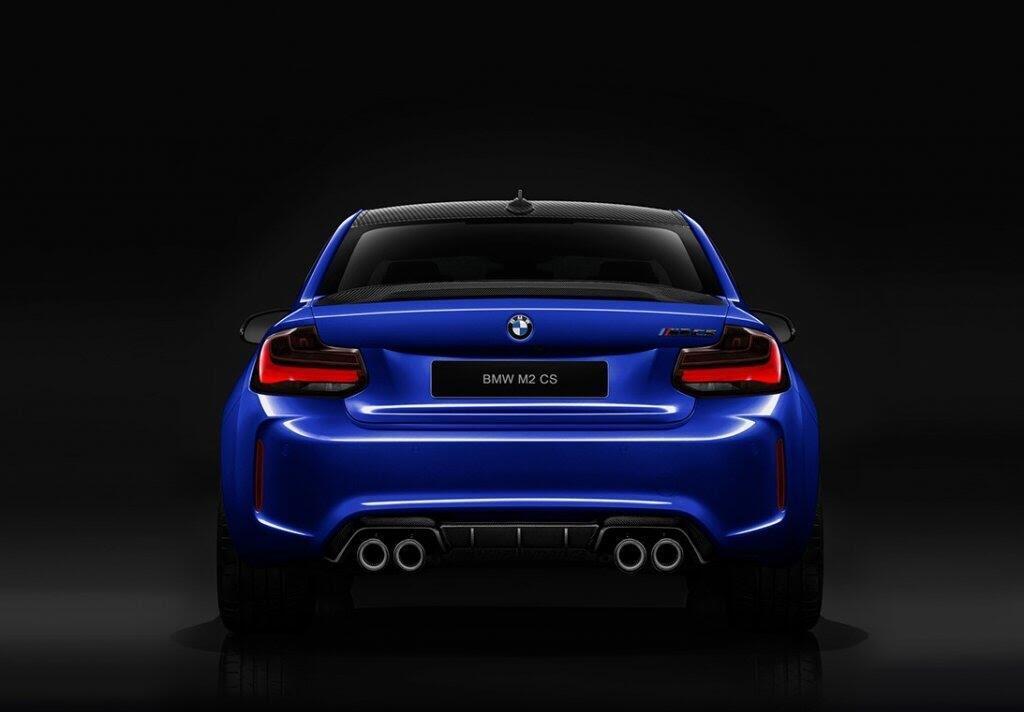 BMW M2 CS bản giới hạn chỉ 1.000 chiếc - Hình 2
