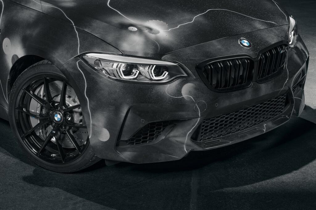 BMW M2 phien ban ve graffiti, chi 3 chiec duoc san xuat hinh anh 4 BMW_M2_Futura_2000_14.jpg