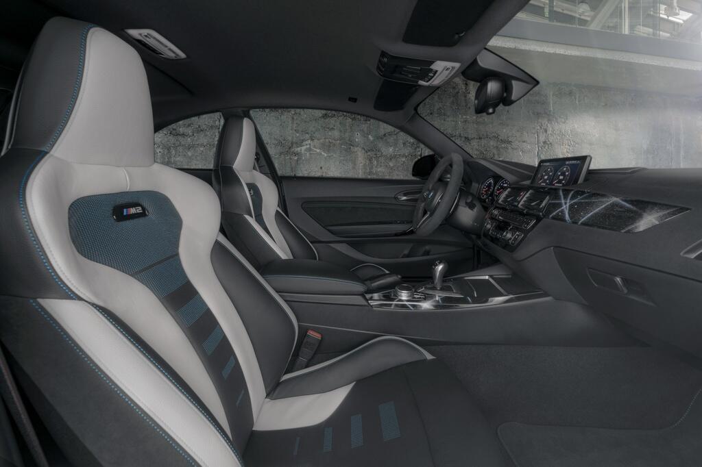 BMW M2 phien ban ve graffiti, chi 3 chiec duoc san xuat hinh anh 5 BMW_M2_Futura_2000_10.jpg
