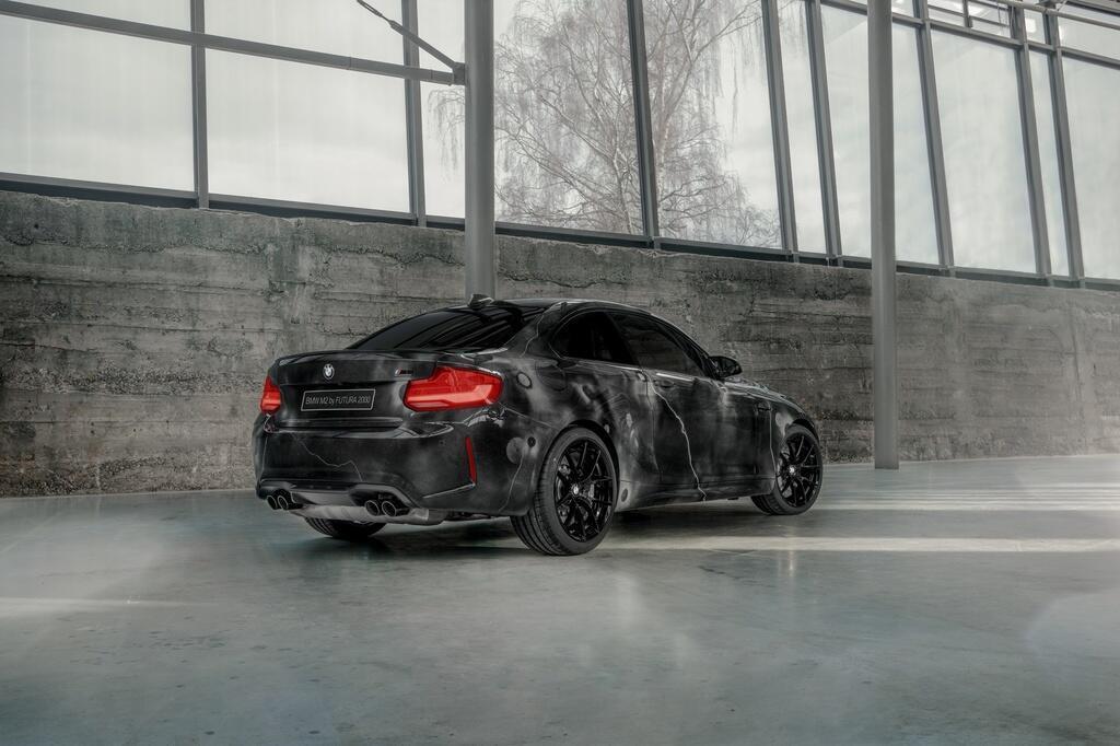 BMW M2 phien ban ve graffiti, chi 3 chiec duoc san xuat hinh anh 8 BMW_M2_Futura_2000_7.jpg