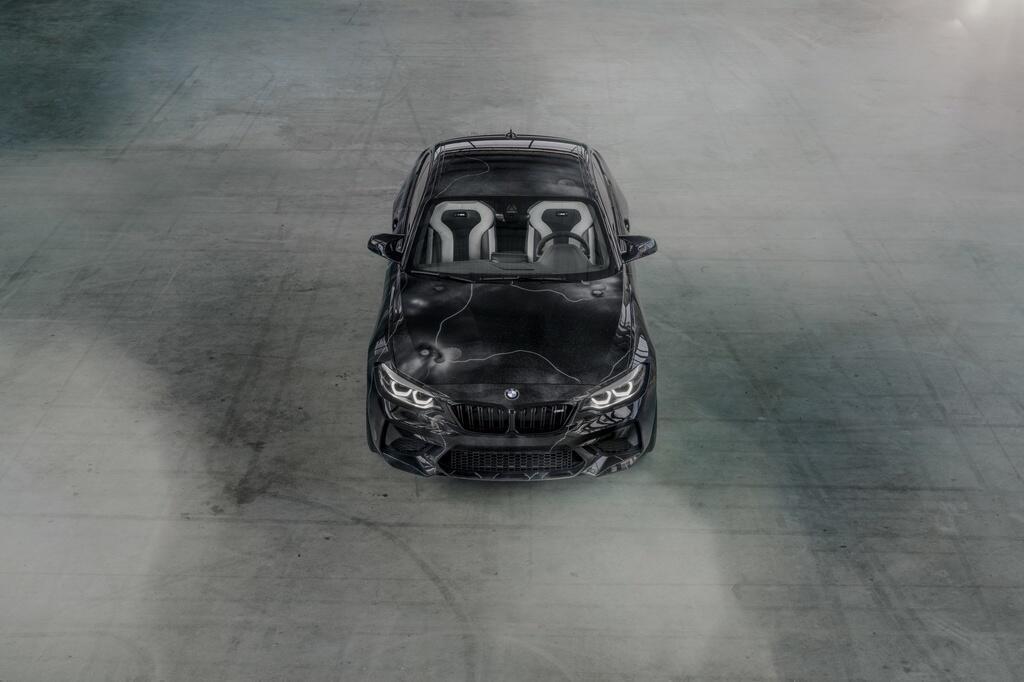 BMW M2 phien ban ve graffiti, chi 3 chiec duoc san xuat hinh anh 10 BMW_M2_Futura_2000_4.jpg