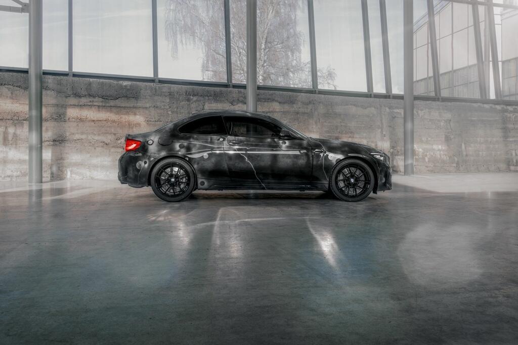 BMW M2 phien ban ve graffiti, chi 3 chiec duoc san xuat hinh anh 11 BMW_M2_Futura_2000_8.jpg