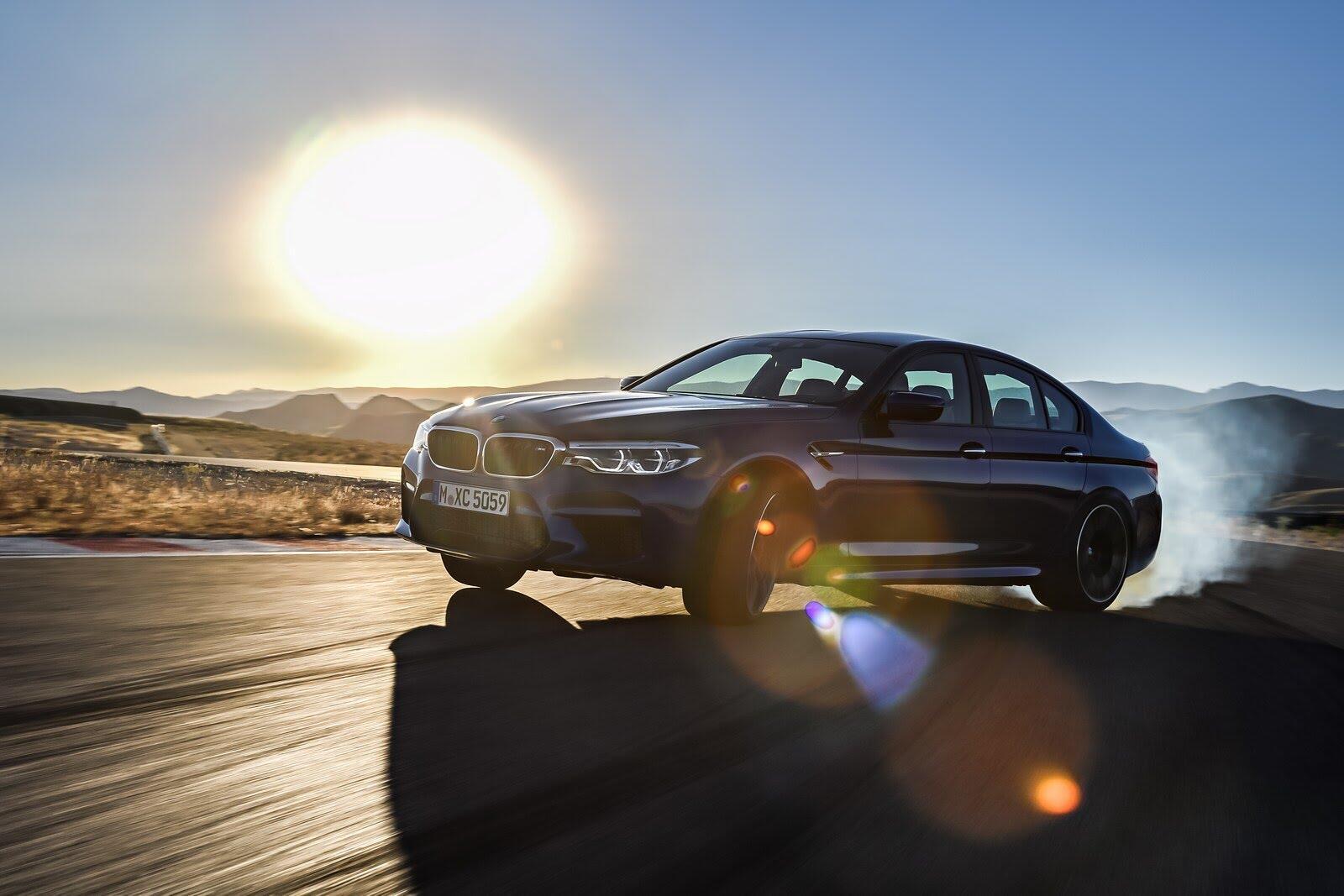 BMW M5 2018 chính thức trình làng với 600 mã lực - Hình 2