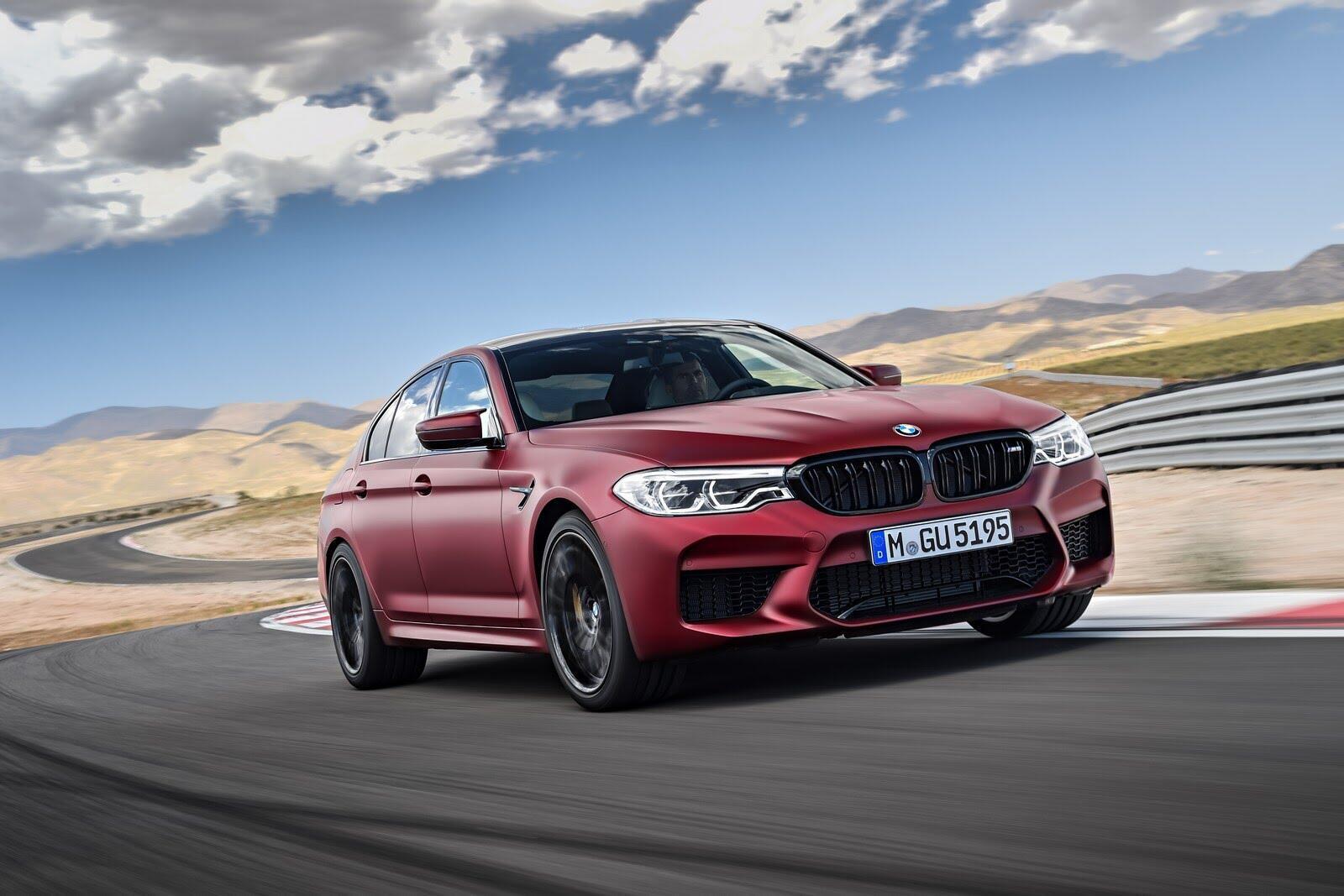 BMW M5 2018 chính thức trình làng với 600 mã lực - Hình 3