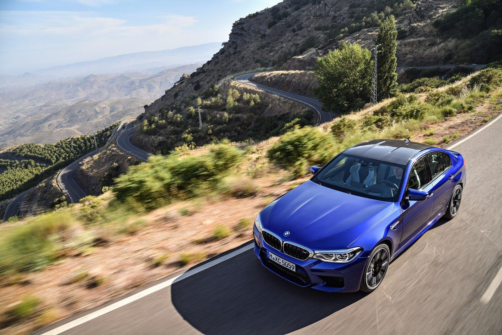 BMW M5 2018 chính thức trình làng với 600 mã lực - Hình 4