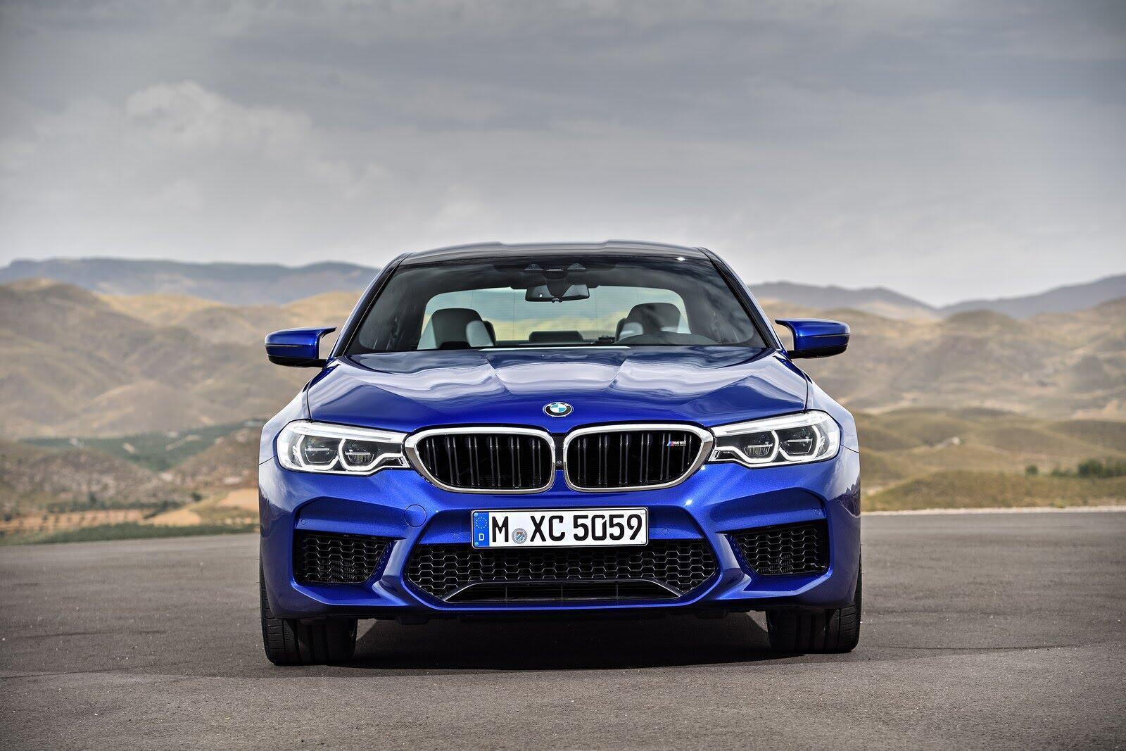 BMW M5 2018 chính thức trình làng với 600 mã lực - Hình 6