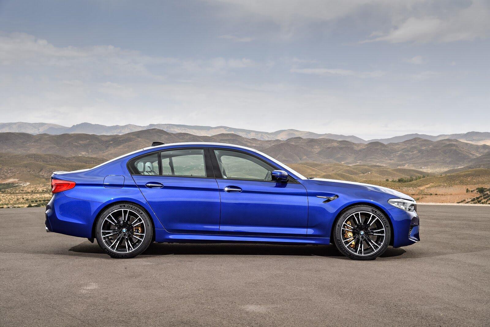 BMW M5 2018 chính thức trình làng với 600 mã lực - Hình 8