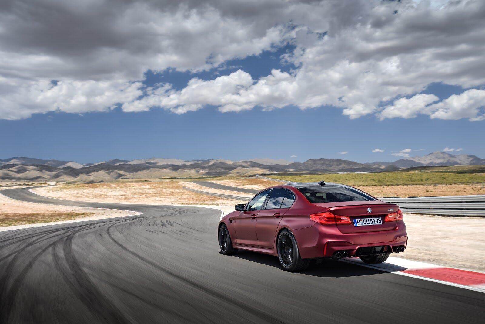 BMW M5 2018 chính thức trình làng với 600 mã lực - Hình 12