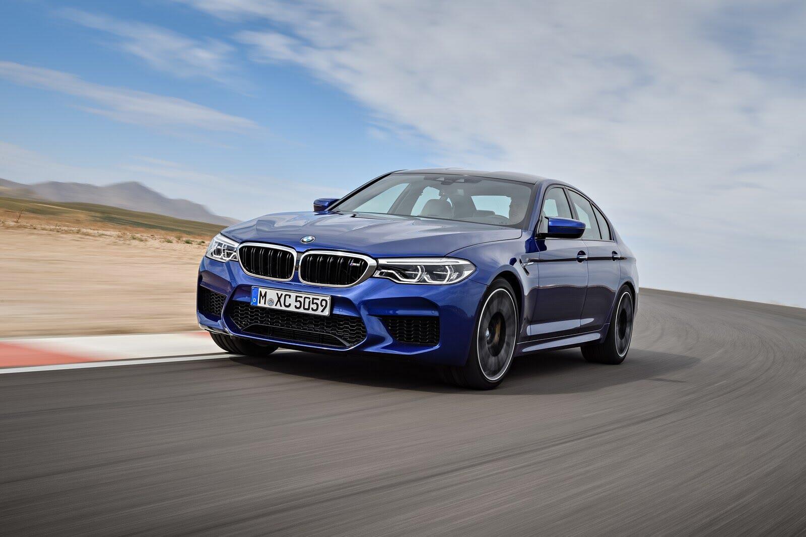 BMW M5 2018 chính thức trình làng với 600 mã lực - Hình 16