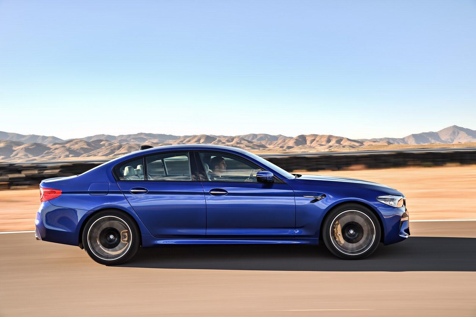 BMW M5 2018 chính thức trình làng với 600 mã lực - Hình 17