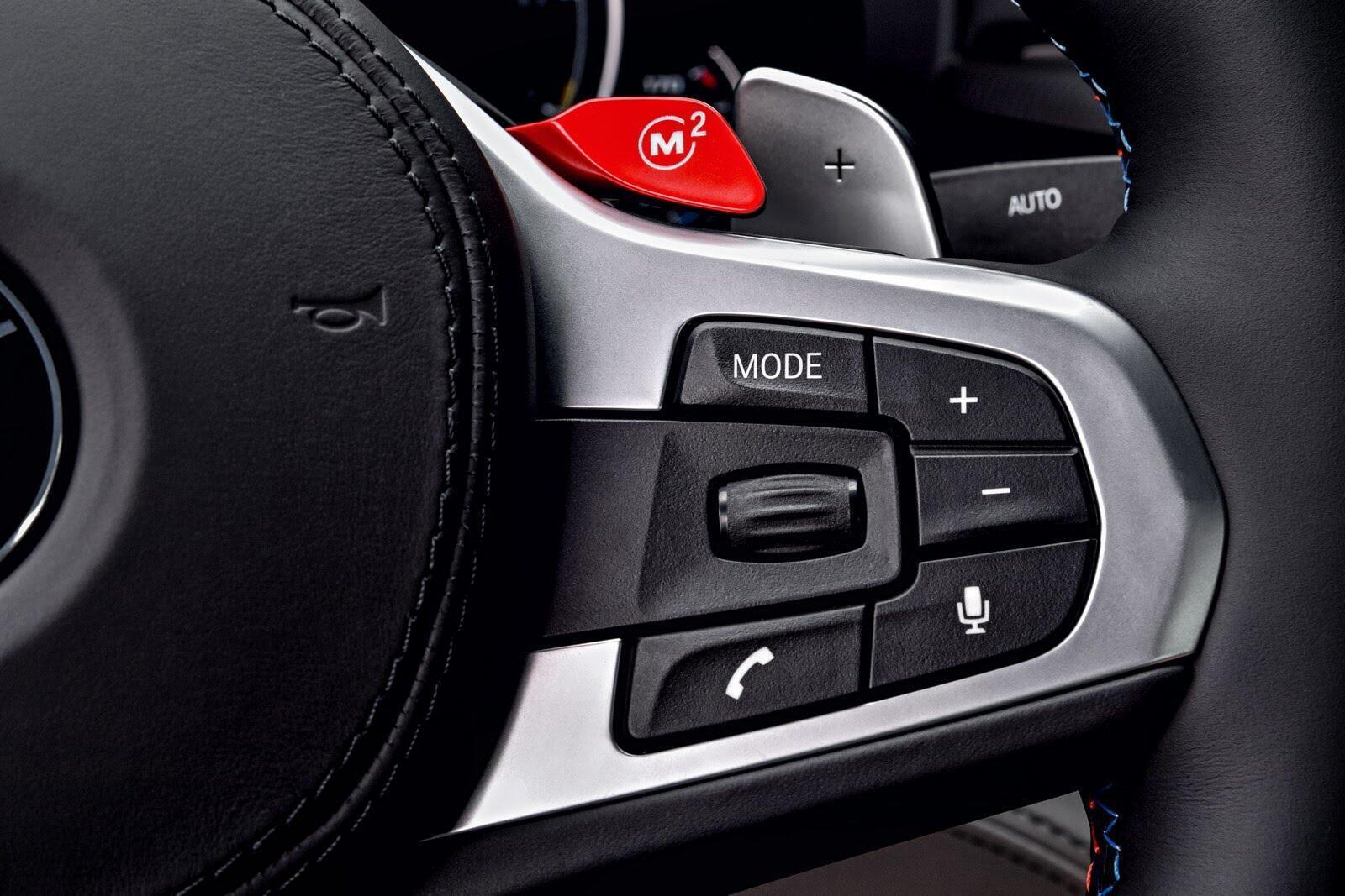 BMW M5 2018 chính thức trình làng với 600 mã lực - Hình 27