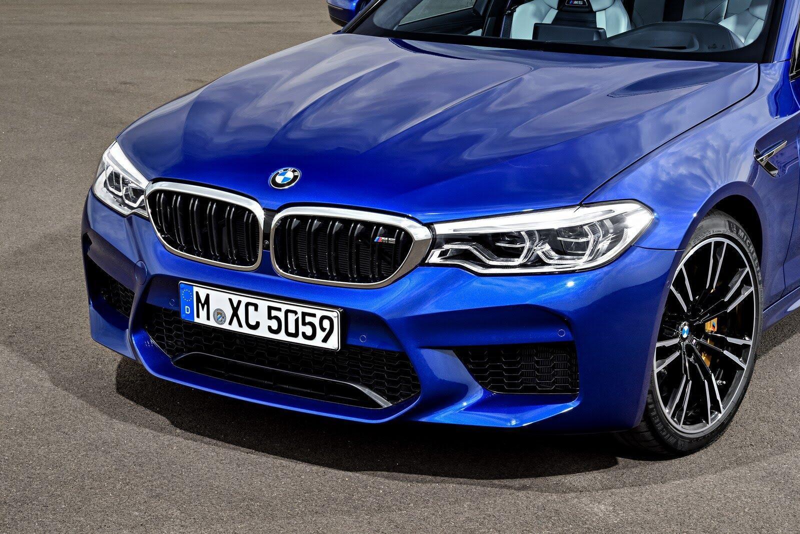 BMW M5 2018 chính thức trình làng với 600 mã lực - Hình 29