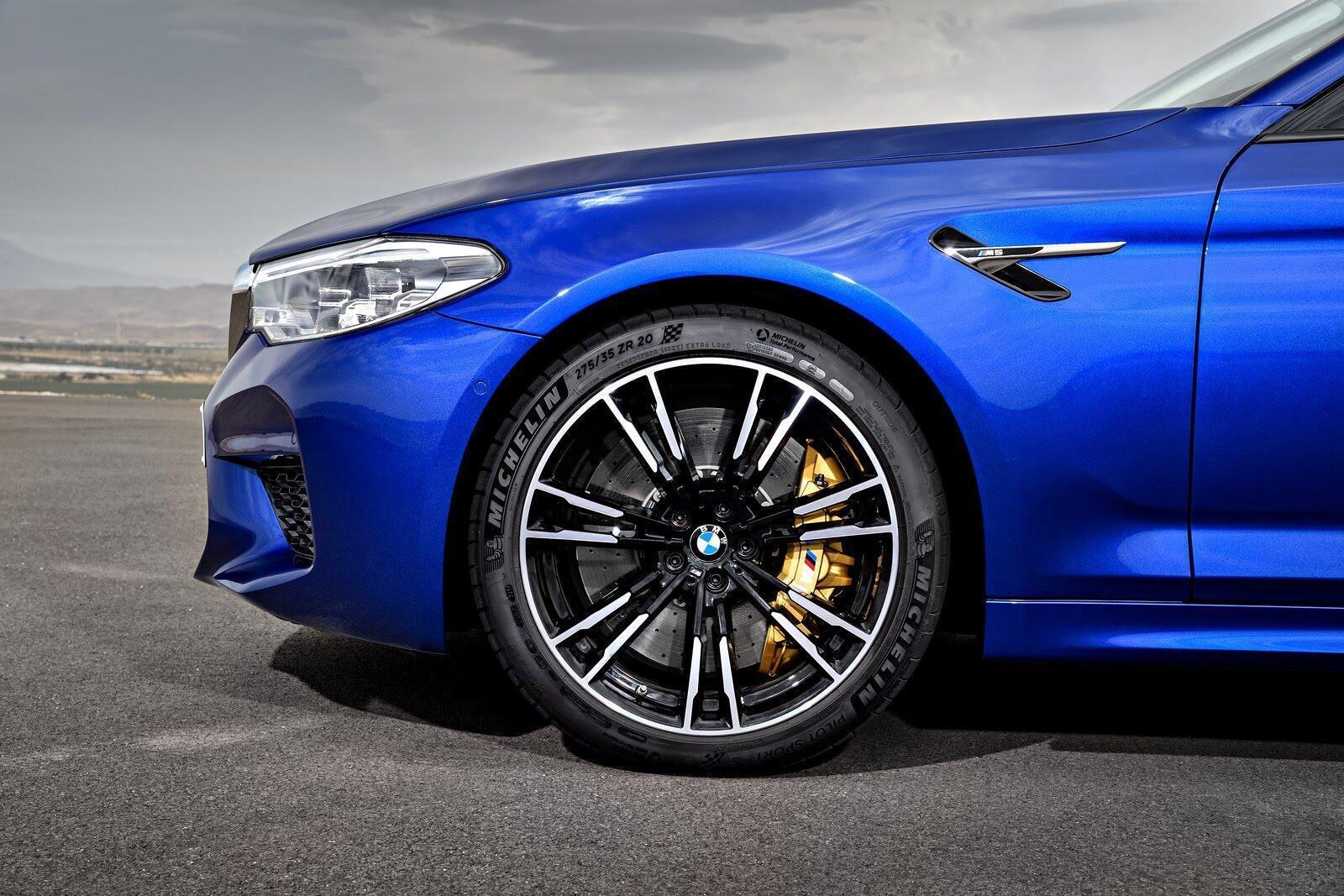 BMW M5 2018 chính thức trình làng với 600 mã lực - Hình 30
