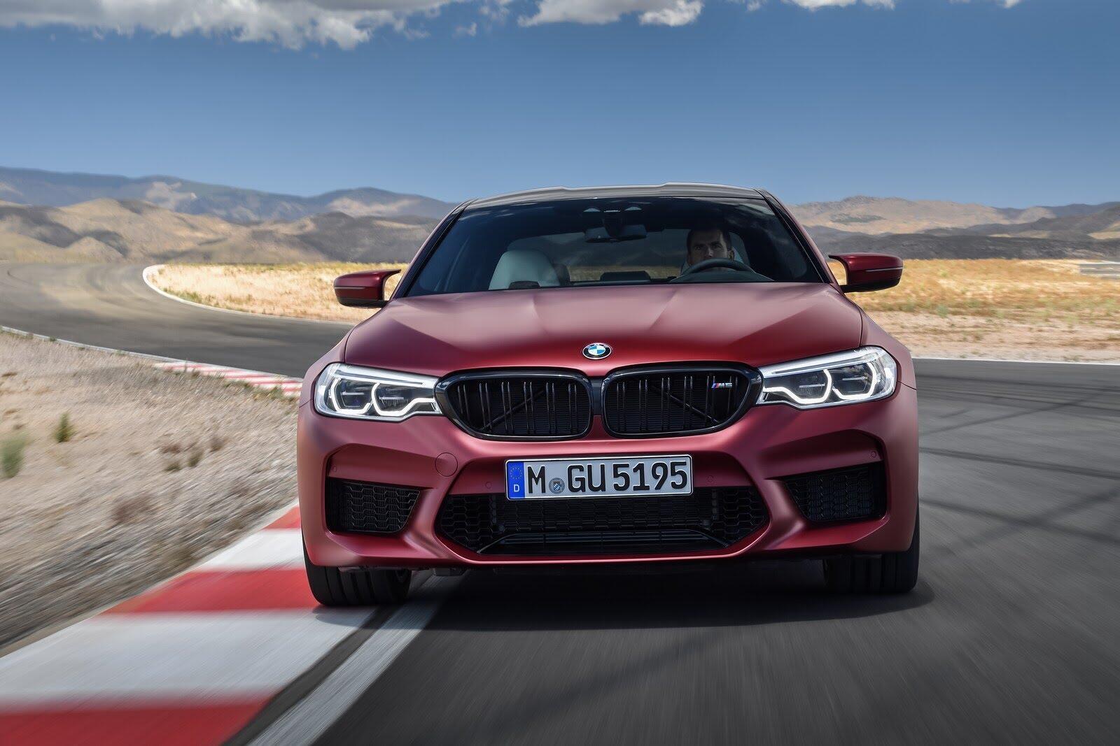 BMW M5 2018 chính thức trình làng với 600 mã lực - Hình 31