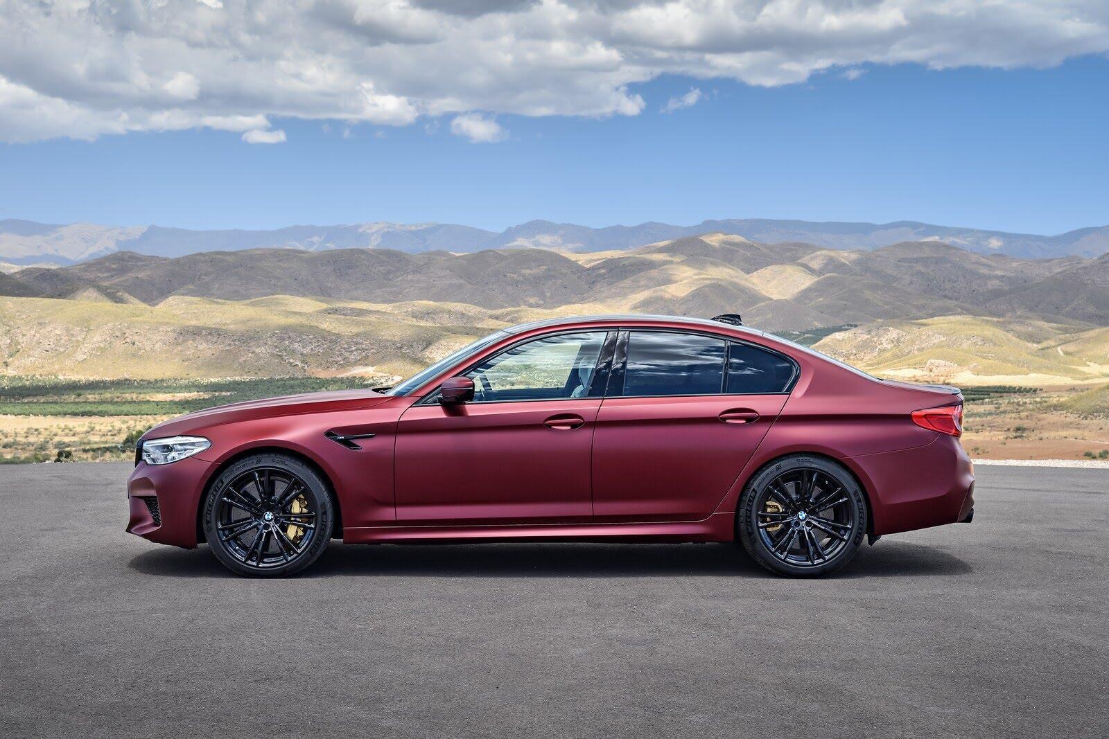BMW M5 2018 chính thức trình làng với 600 mã lực - Hình 34