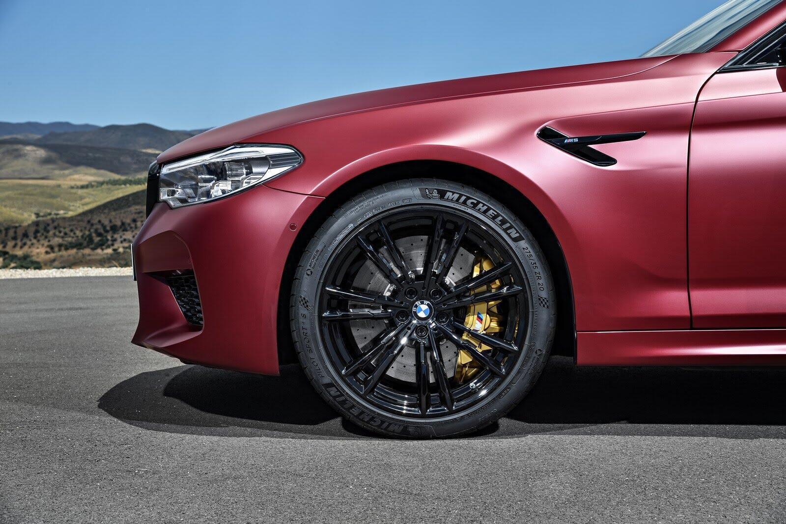 BMW M5 2018 chính thức trình làng với 600 mã lực - Hình 36