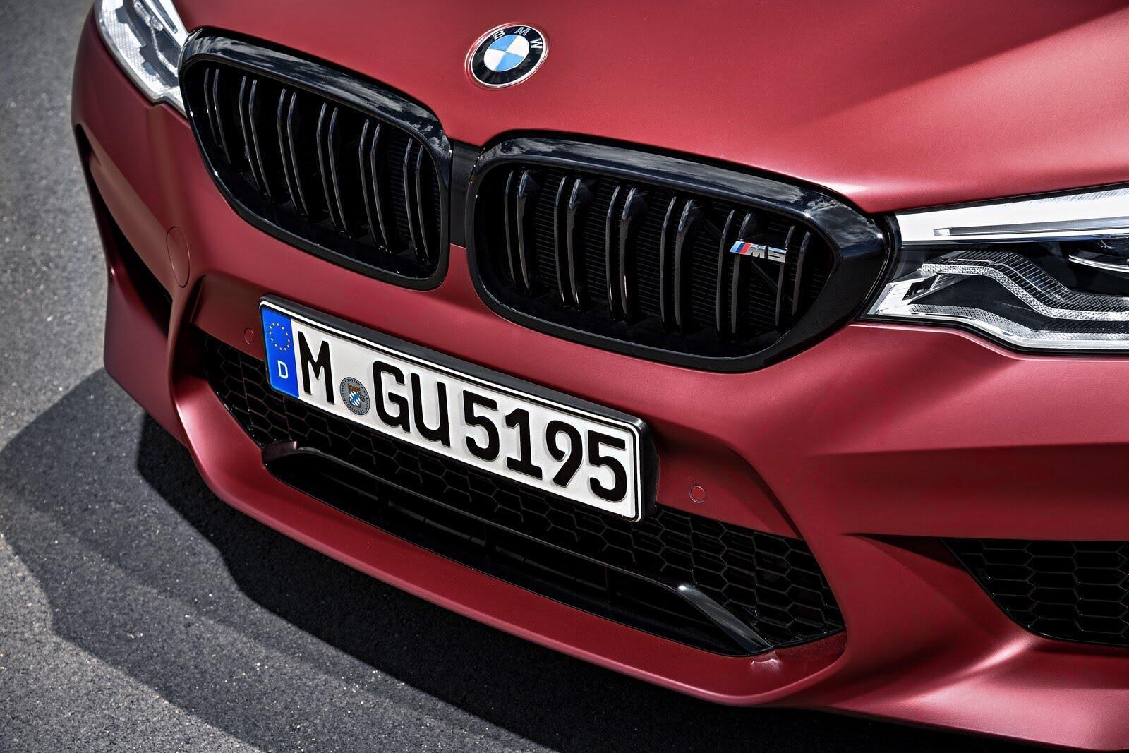 BMW M5 2018 chính thức trình làng với 600 mã lực - Hình 38
