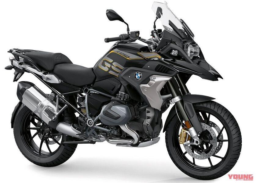 BMW Motorrad và dàn xe phân khối lớn 2019 ấn tượng - Hình 2