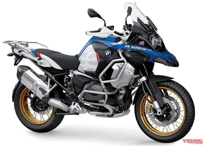 BMW Motorrad và dàn xe phân khối lớn 2019 ấn tượng - Hình 3