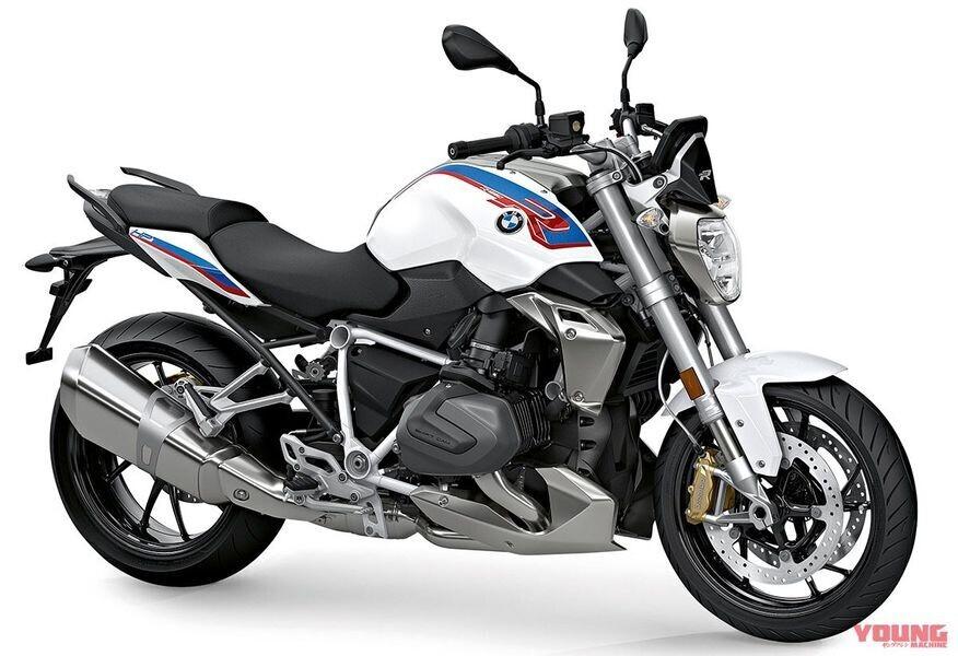 BMW Motorrad và dàn xe phân khối lớn 2019 ấn tượng - Hình 5