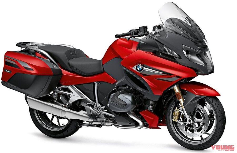 BMW Motorrad và dàn xe phân khối lớn 2019 ấn tượng - Hình 6