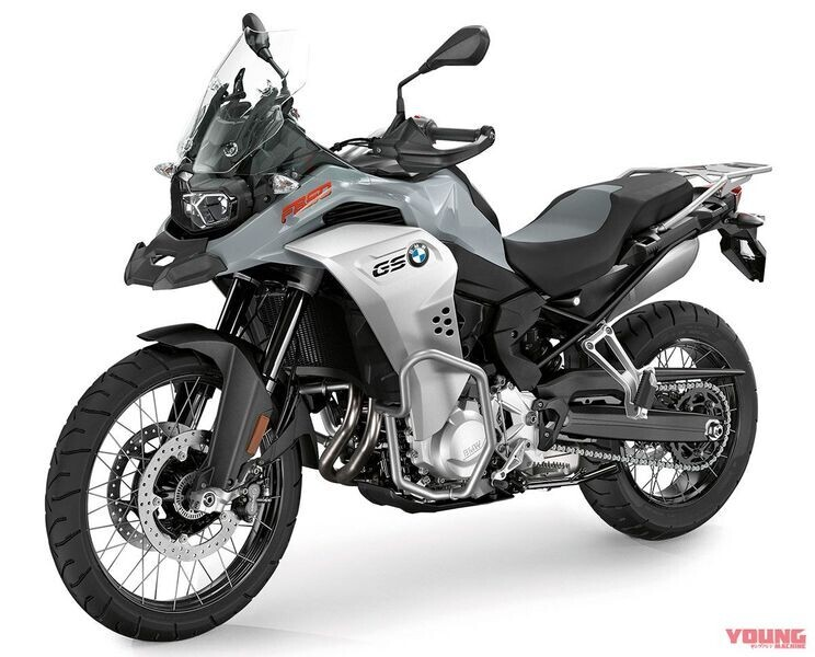 BMW Motorrad và dàn xe phân khối lớn 2019 ấn tượng - Hình 7