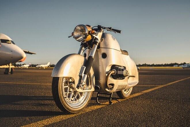 """BMW R100 RSAero: """"Phi cơ mặt đất"""" độc đáo vô tiền khoáng hậu - Hình 4"""