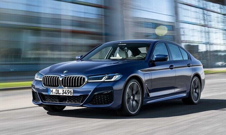 BMW series 5 thay đổi diện mạo