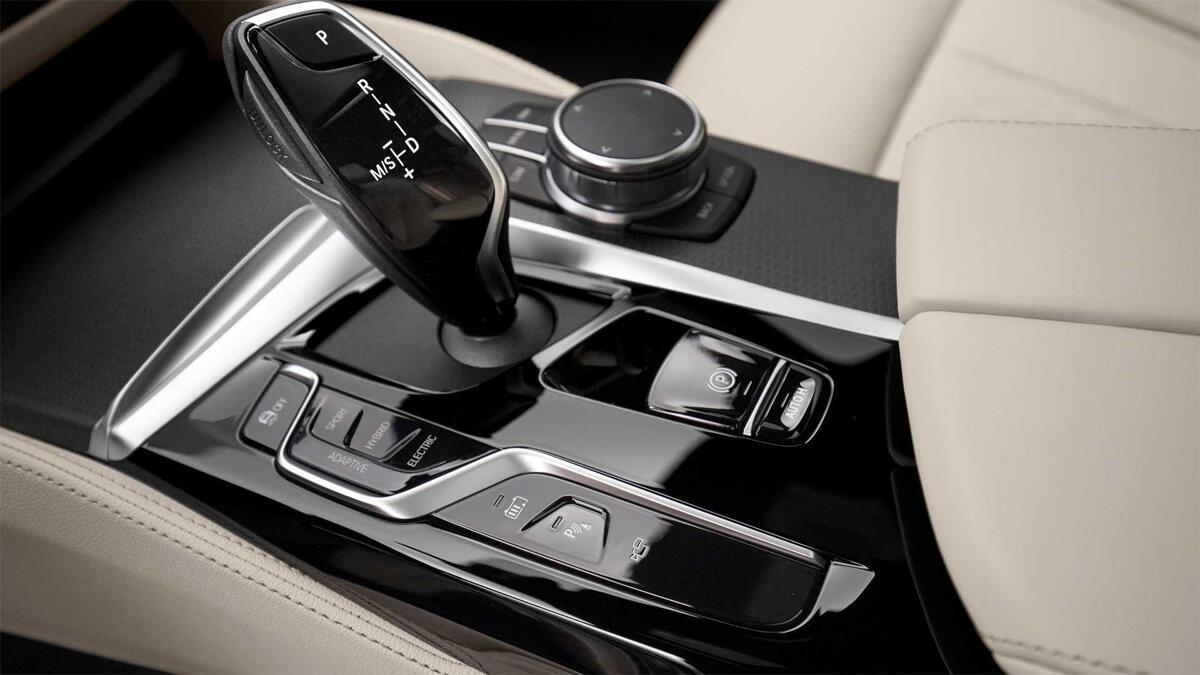 Nội thất BMW Series 5 - Hình 2