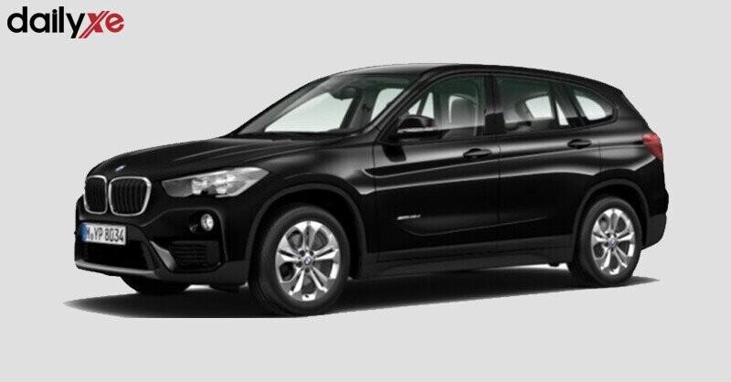 Tổng quan BMW X1