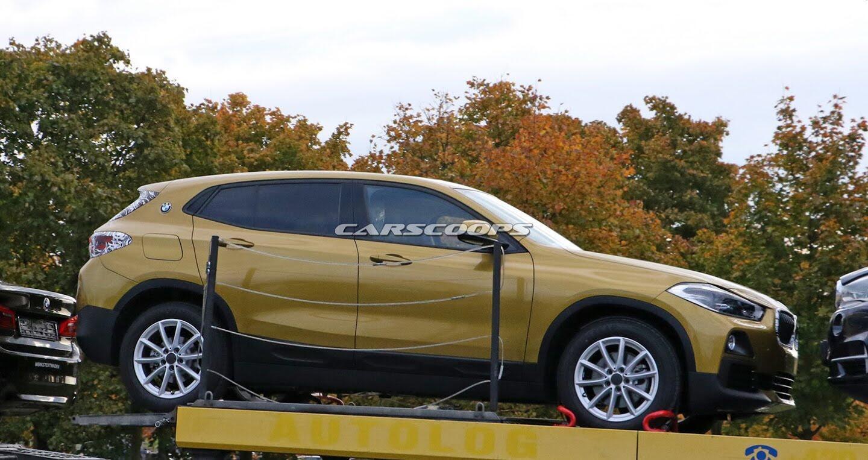"""BMW X2 2018 lộ diện """"rõ nét"""" không che đậy trên đường phố - Hình 2"""