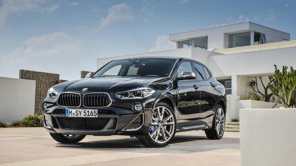 BMW X2 M35i thể thao mạnh mẽ lộ diện - Hình 1