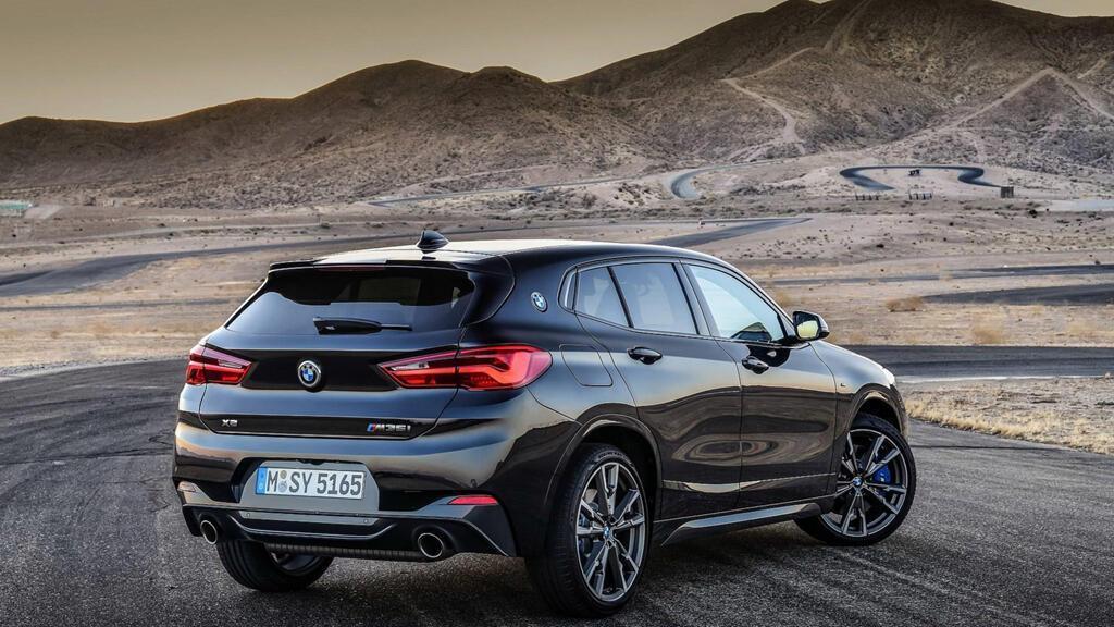 BMW X2 M35i thể thao mạnh mẽ lộ diện - Hình 2