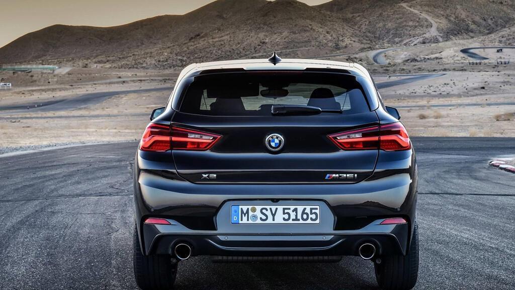 BMW X2 M35i thể thao mạnh mẽ lộ diện - Hình 3