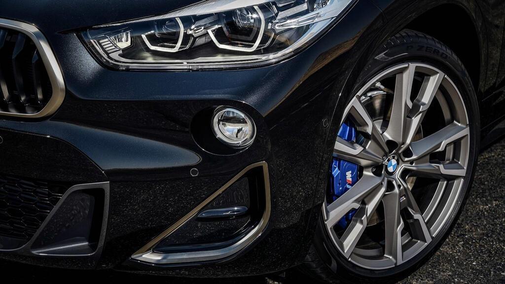 BMW X2 M35i thể thao mạnh mẽ lộ diện - Hình 5
