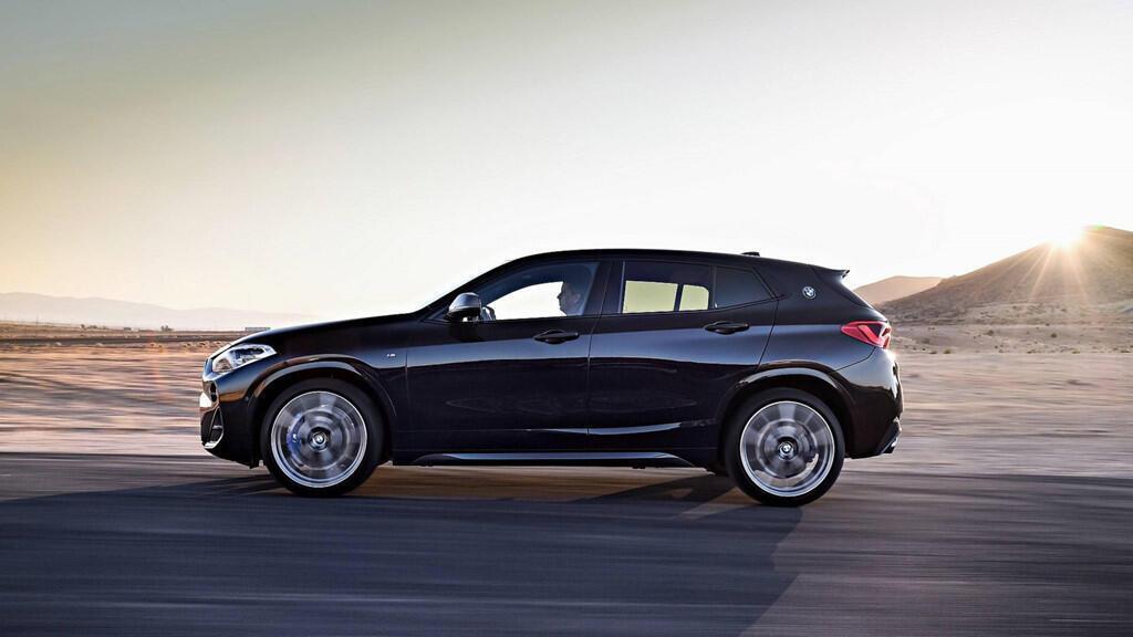 BMW X2 M35i thể thao mạnh mẽ lộ diện - Hình 6